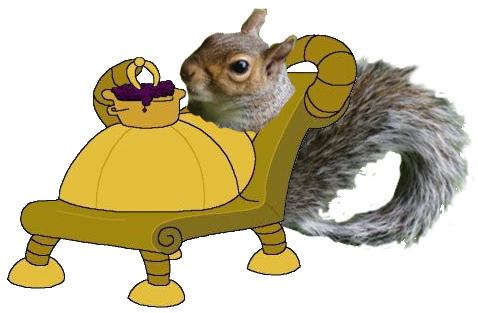 Hedonism Squirrel